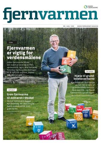 Nyt magasin på vej
