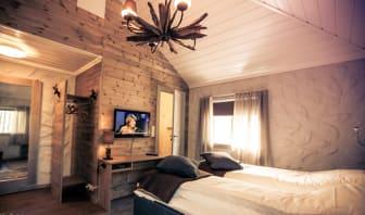 Saga fjord hotell rum