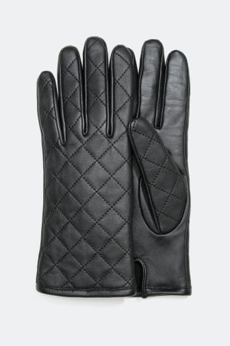 Leather Gloves - 39.99 €