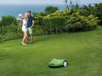 Trädgårdsbarometern 2018 – robotgräsklippare