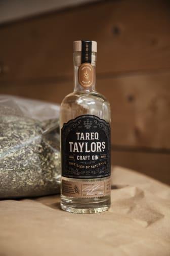 Tareq Taylor Craft Gin kryddor 2