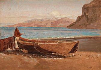 Christen Købke, Marina Grande