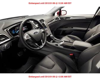 Nya avancerade Ford Fusion visar vägen till nästa Mondeo - bild 2