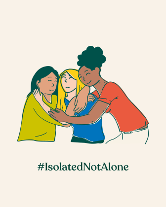 Isolated Not Alone campaign.jpg