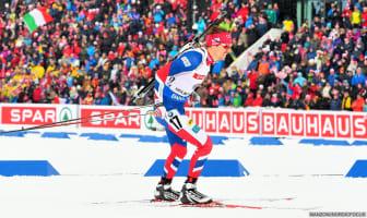 Emil Hegle Svendsen, VM i Holmenkollen 2016