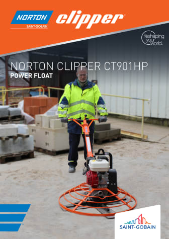 Norton Clipper CT901 HP – Esite