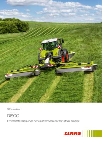 CLAAS DISCO 2020 Slåttermaskiner