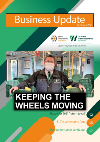 West Midlands Trains Business Update - February 2021