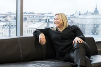 Cecilia Granath, Vd på Tyréns Sverige