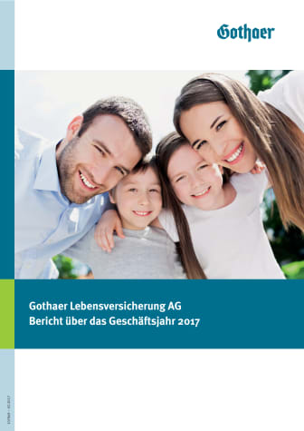 Gothaer Lebensversicherung AG: Bericht über das Geschäftsjahr 2017