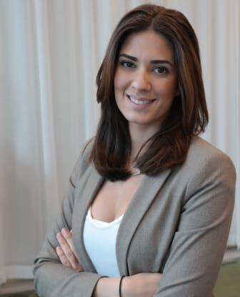 Annahita Mojarrad, Försäljningsansvarig BAUHAUS Media