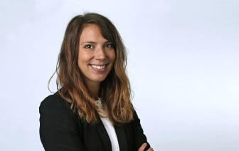 Maria Allmér, Head of Casino.