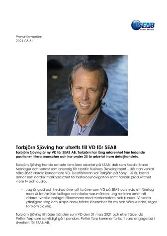 Torbjörn Sjöving har utsetts till VD för SEAB.pdf