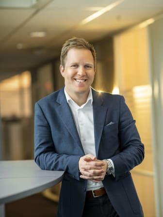 Torbjørn Aamodt - leder Telia Consumer Home