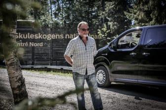 Jan Berggren på Nätradalen Turism.