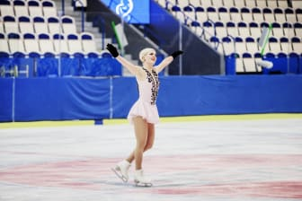 Viktoria Helgesson, SM 2013, korta programmet