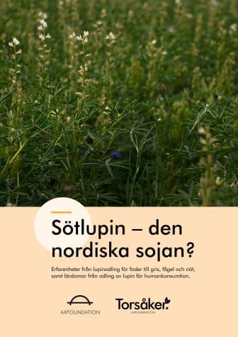 Sötlupin – den nordiska sojan?