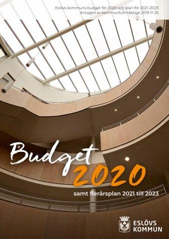 Eslövs kommuns budget 2020