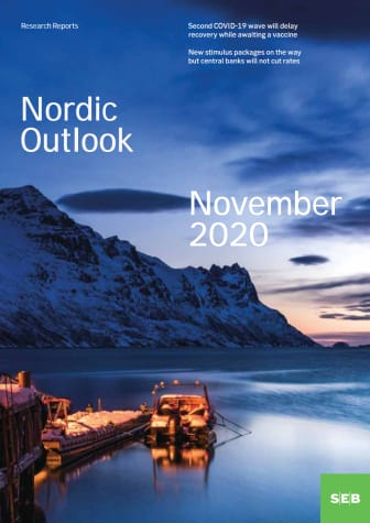 SEB, Nordic Outlook, November 2020