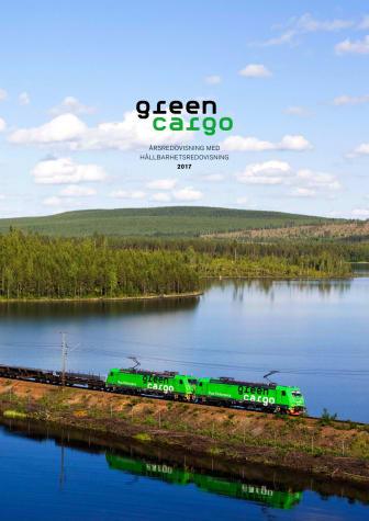 Green Cargo Års- och hållbarhetsredovisning 2017