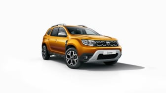 All new Duster EXT