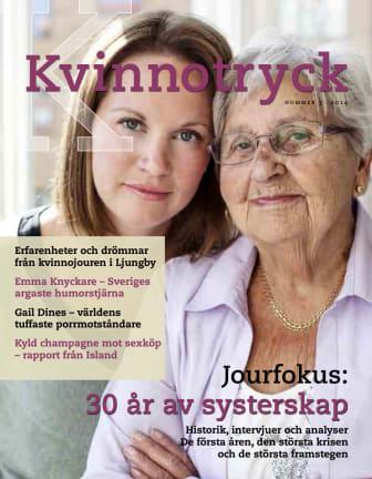 Kvinnotryck nr 3/2014: 30 år av systerskap
