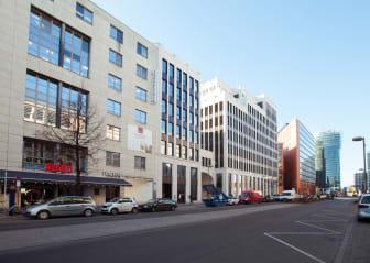 Berlin Potsdamer Platz Office 1