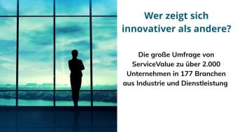 Wer zeigt sich innovativer als andere?