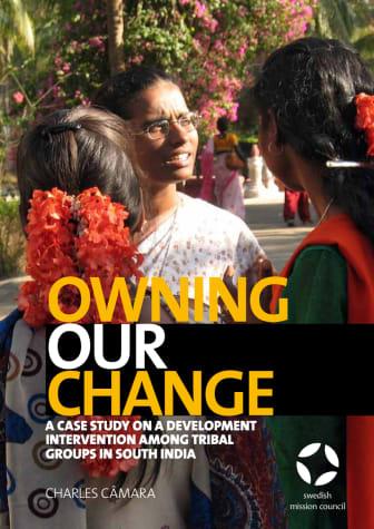 Ny bok om lyckat utvecklingssamarbete