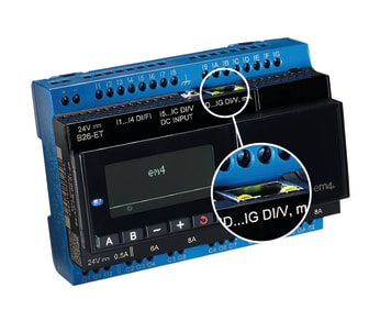 Micro-PLC em4