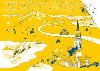 De ofrivilligas guide till Sverige