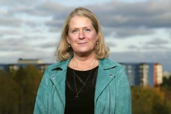 Susanne Georgsson, rektor vid Röda Korsets Högskola