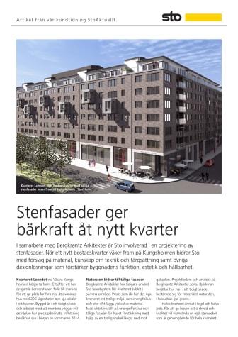 Projekt Kv Leendet Stockholm