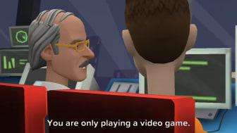 """CAP-video: """"Jeg støtter deg"""""""