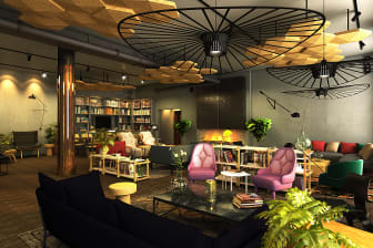 Lounge &hotel