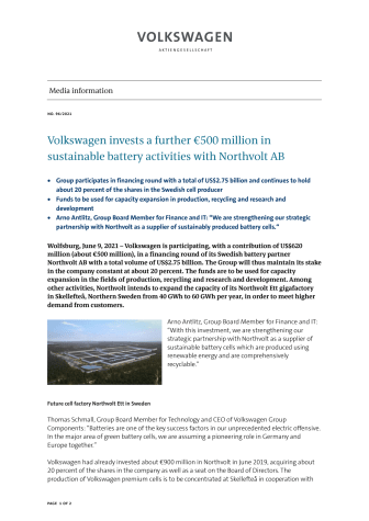 Volkswagen invests a further €500 million in.pdf