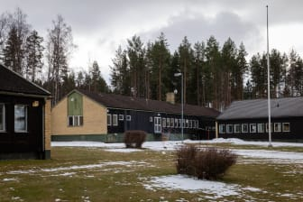 Majorshagen i Leksand