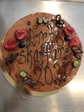 Årets skaffare-tårta