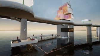 Tyréns tar fram koncept för framtidens bro