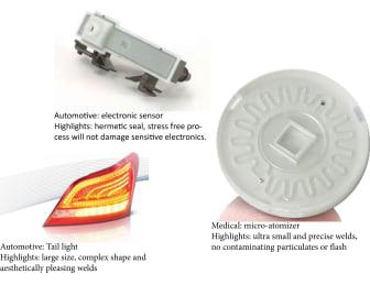 Transmission Laser Welding of Plastics