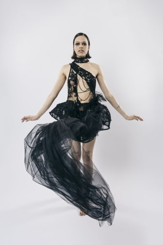 Sandra Saeidi – Couture Black
