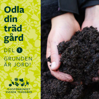 Odla din trädgård del 1 - Grunden är Jord!