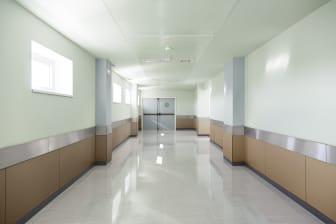 Sikkens-ColourFutures21-Earthpalet-Ziekenhuisgang