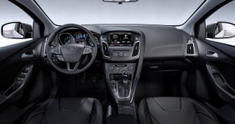 Nya Ford Focus - interiörbild, bild 1