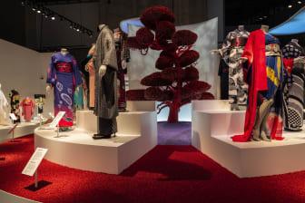 Kimono - från Kyoto till catwalk