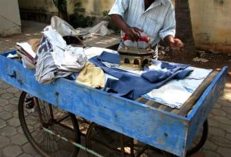 Ironing Cart - charcoal