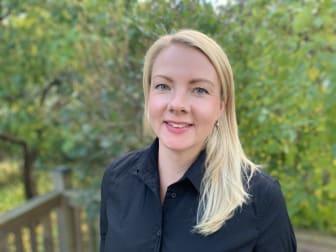 Helena Wester, leverans- och utvecklingschef, Riksbyggen,
