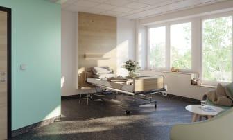 Patientrum, Länssjukhuset Ryhov
