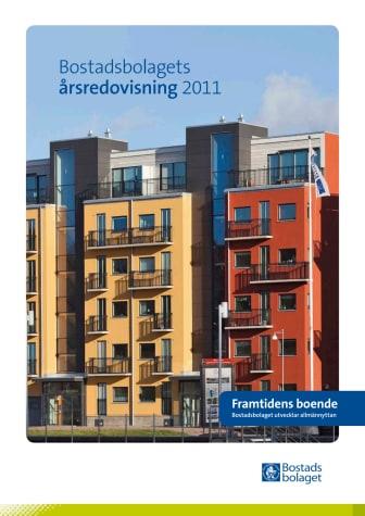 Bostadsbolagets Årsredovisning 2011
