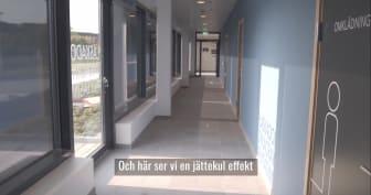 Inkluderande wayfinding på Köping Bad och Sport